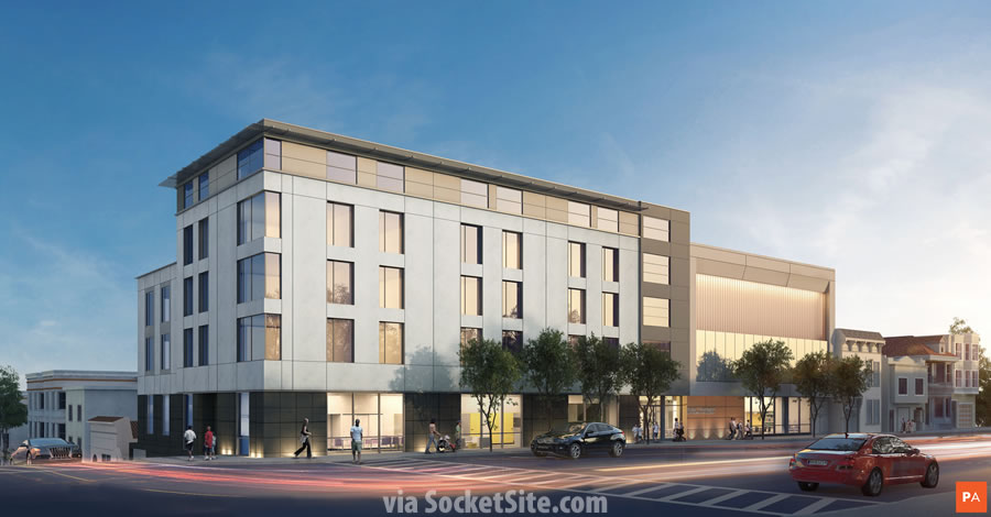 800 Presidio Avenue Rendering 2015