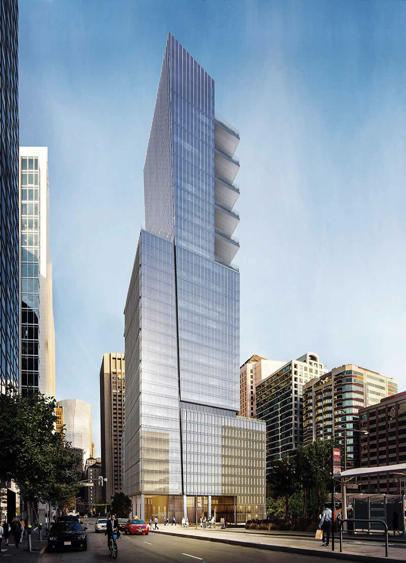 Ground Broken For 600-Foot Park Tower At Transbay