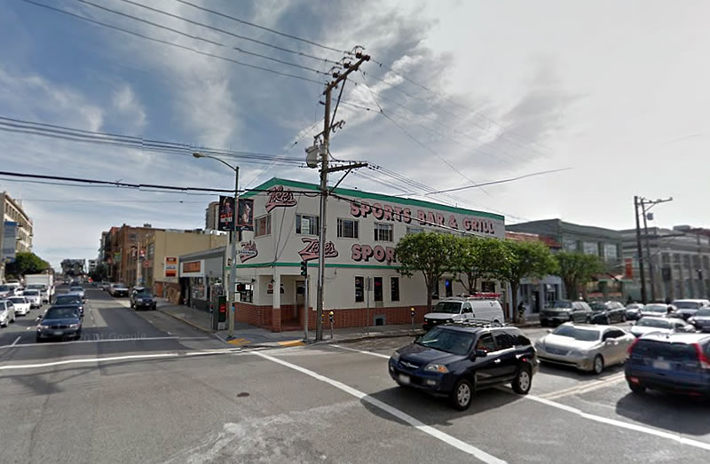 Zeke's Sports Bar & Grill