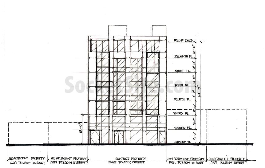 1245 Folsom Street Design