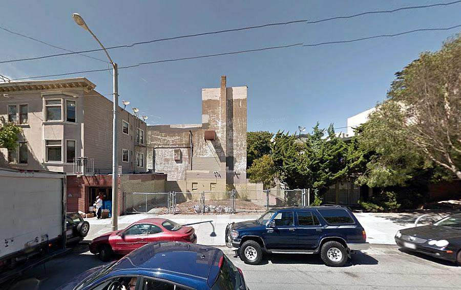 1282 Hayes Street Site