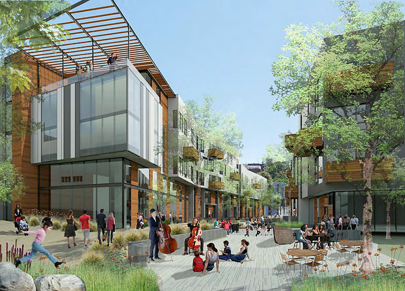Opposition to Huge Potrero Hill Development Remains Unappeased
