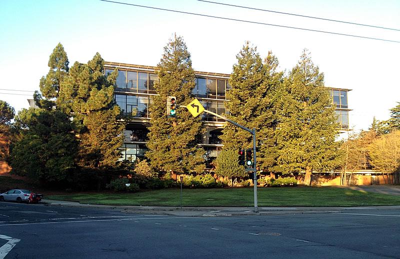 3333 California Green Space