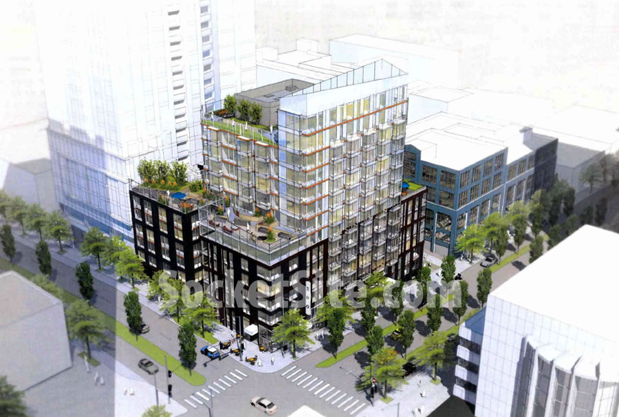 Hearing for Development to Replace Rincon Hill Gas Station on Tap