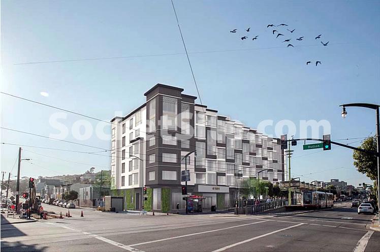 4101 Third Street Rendering 11-15