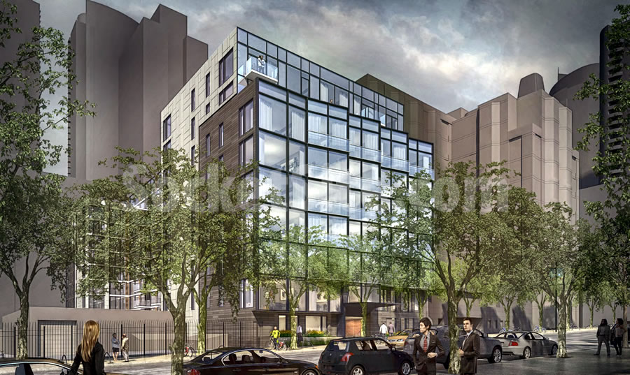 Waylaid Rincon Hill Development Plans Ramping up for 430 Main