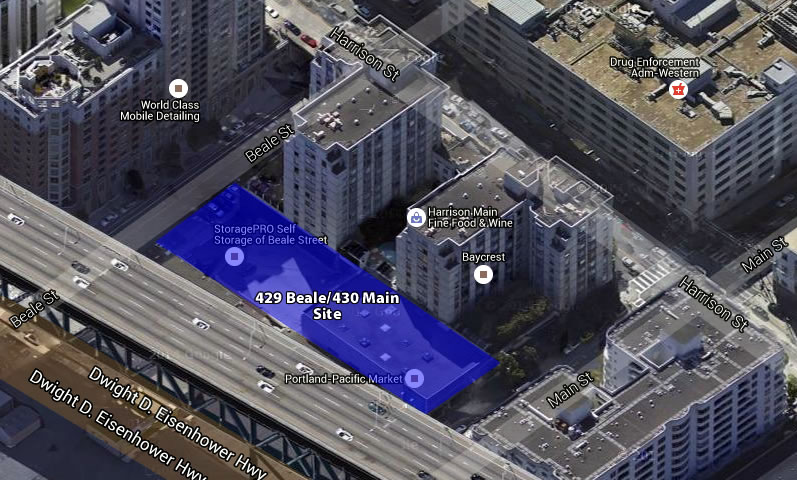 430 Main Street Site