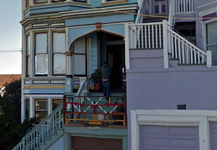 517-519 Sanchez: Google Street View