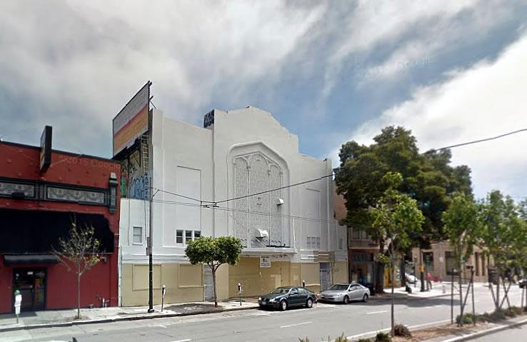 Harding Theater 2015