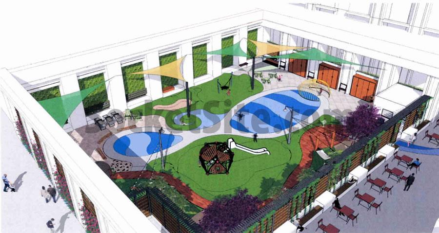 SFDC 50 Fremont Plan Plaza