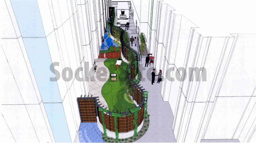 SFDC 50 Fremont Plan Side Plaza