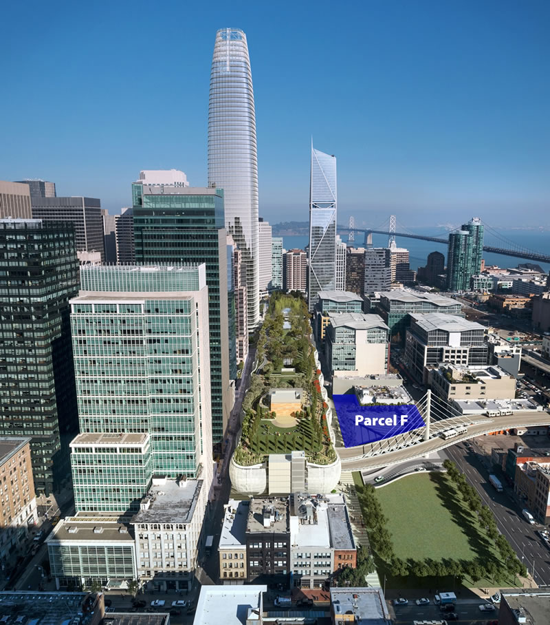 Developer Ditches Plans for 750-Foot Transbay District Tower