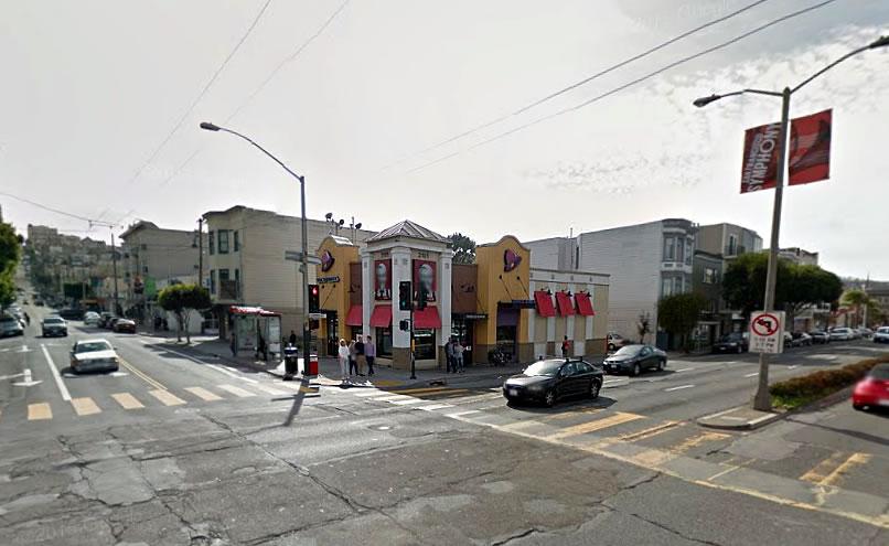 2101 Lombard Street Site