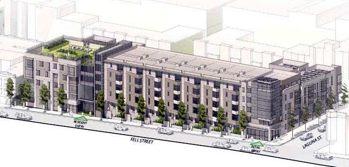 455 Fell Street Design