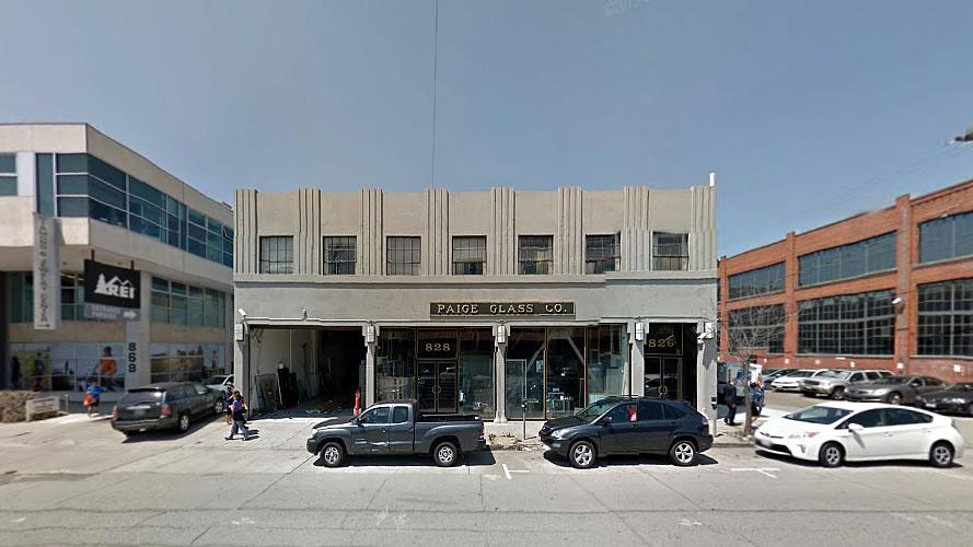 828 Brannan Building