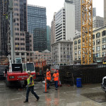 Salesforce Tower Above Ground: Two Years and 1,070 Feet to Go