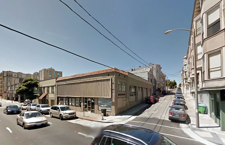 1523 Franklin Street Site