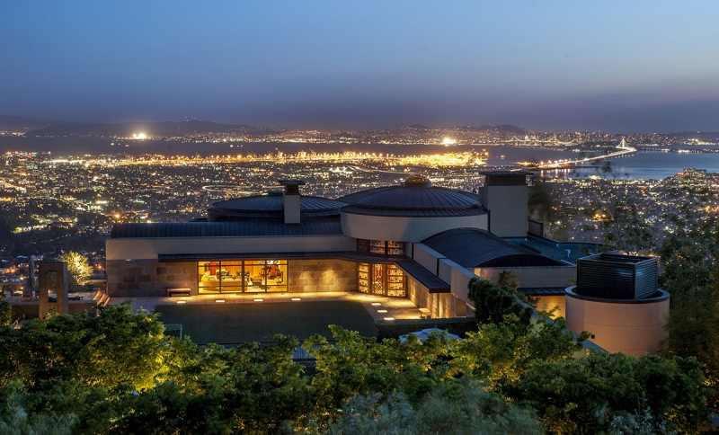 Futuristic East Bay Estate Fetches $20.5M