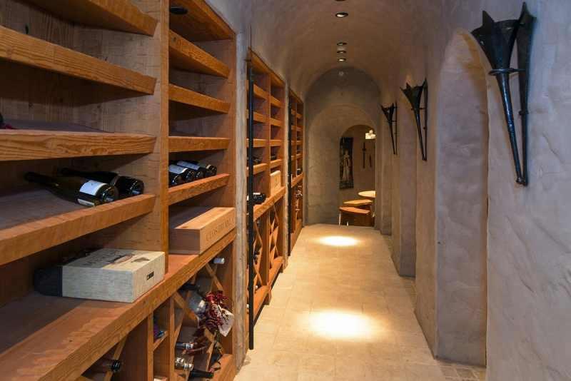 6889 Devon Way Wine Cellar