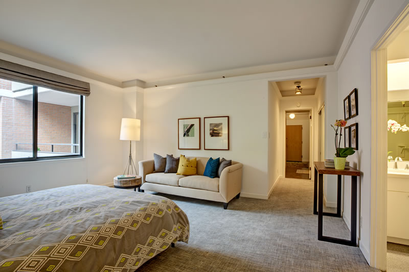 101 Lombard #812W Bedroom 2016