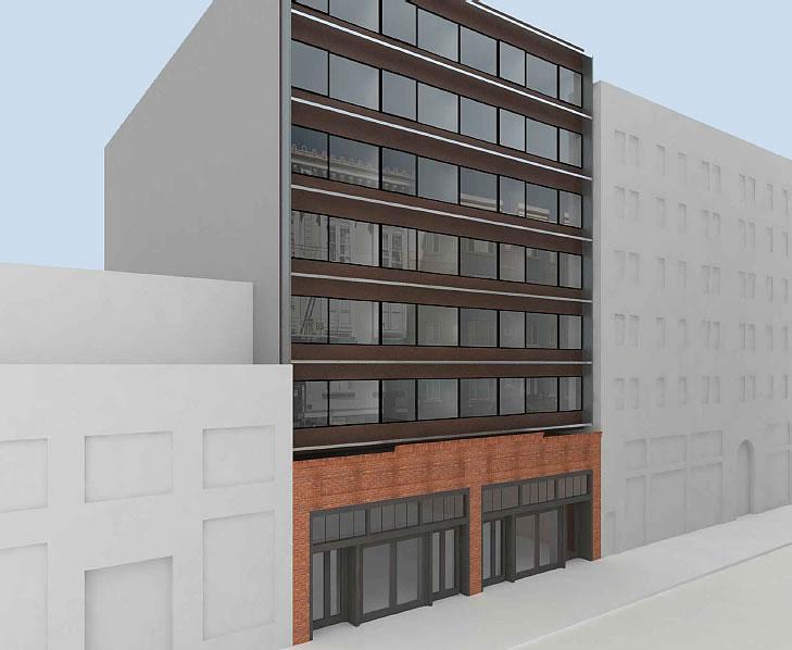 135 Hyde Street Design