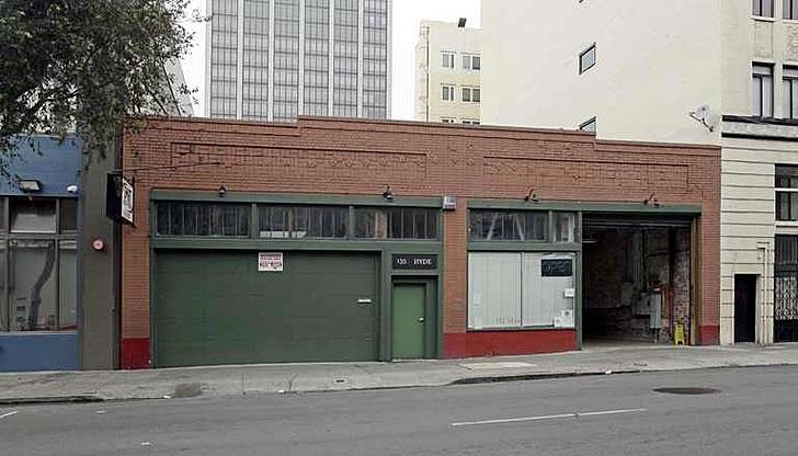 135 Hyde Street Site