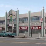Grand Plans to Redevelop Historic Art Deco Garage Delayed