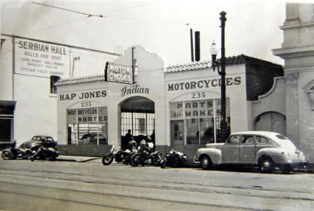 235 Valencia circa 1945