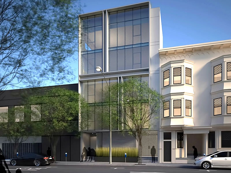 Variances for High-End Hayes Valley Development on Tap This Week