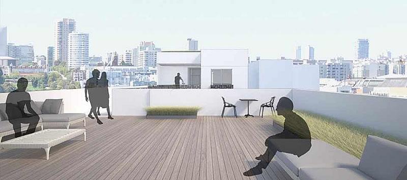 311 Grove Roof Deck