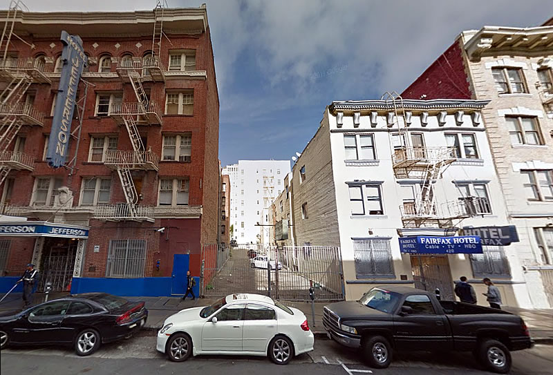 430 Eddy Street Site