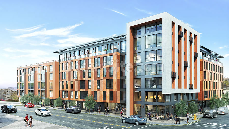 1515 South Van Ness Rendering 2016
