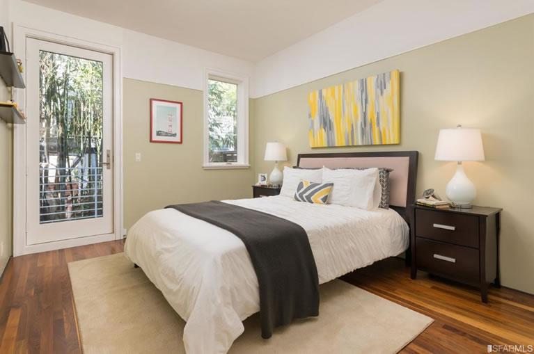 2130 24th Street #B Bedroom