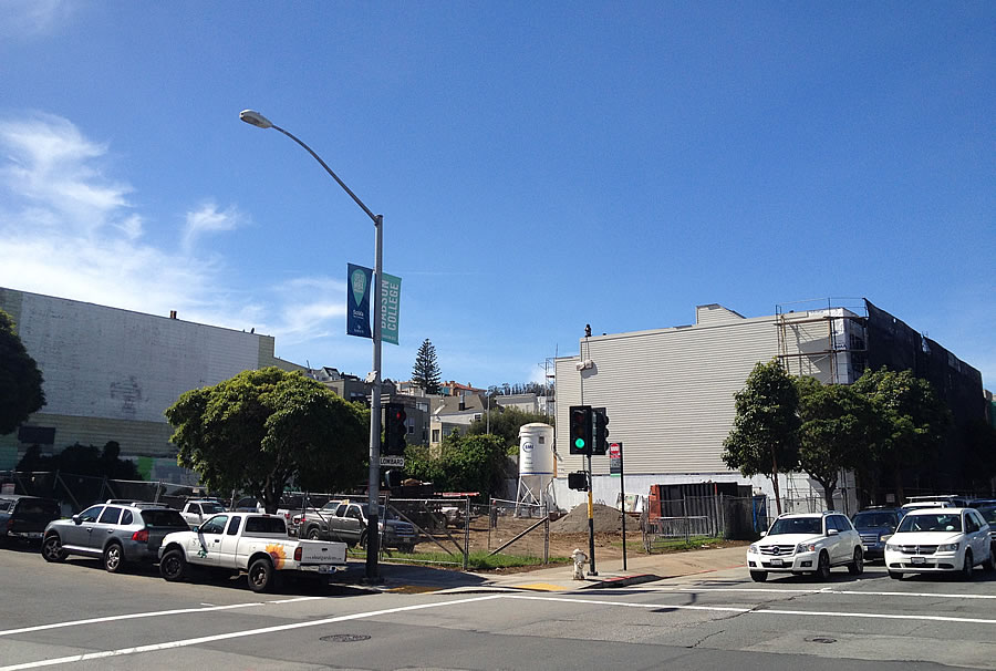 2301 Lombard Street Site