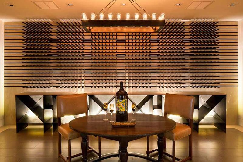 246 Atherton Avenue Wine Cellar