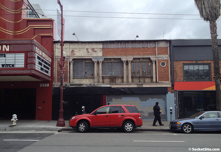 "Mission District ""Art Gallery"" Site Back on the Market for $5.5M"