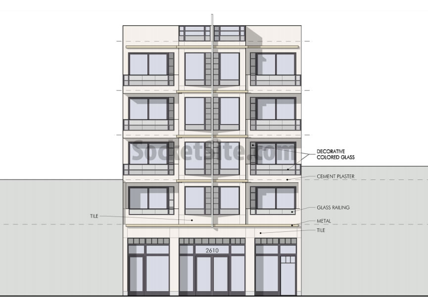 2610 Mission Street Design
