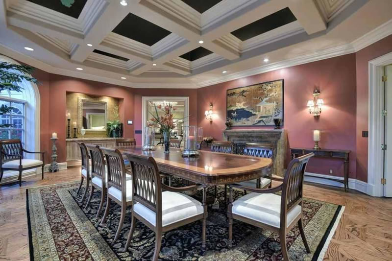 27040 Old Trace Lane Dining