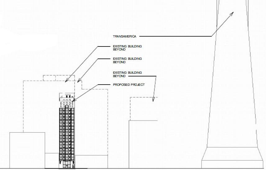 439 Washington Elevation Proposed