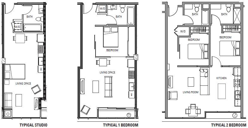 88 Arkansas Floor Plans