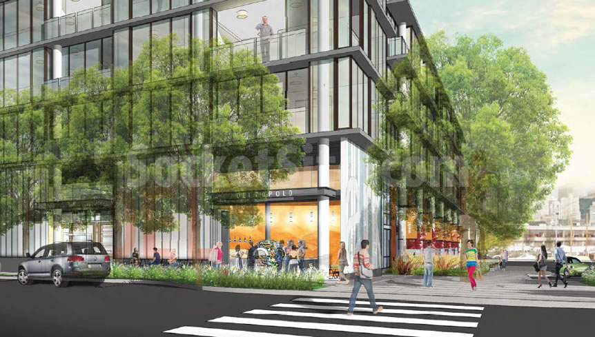 Refined Plans for Fast-Tracked Potrero Project and Restaurant Scoop