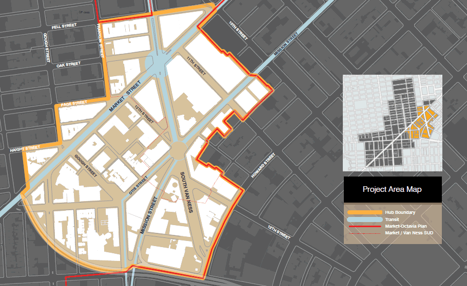 San Francisco's Hub 2.0