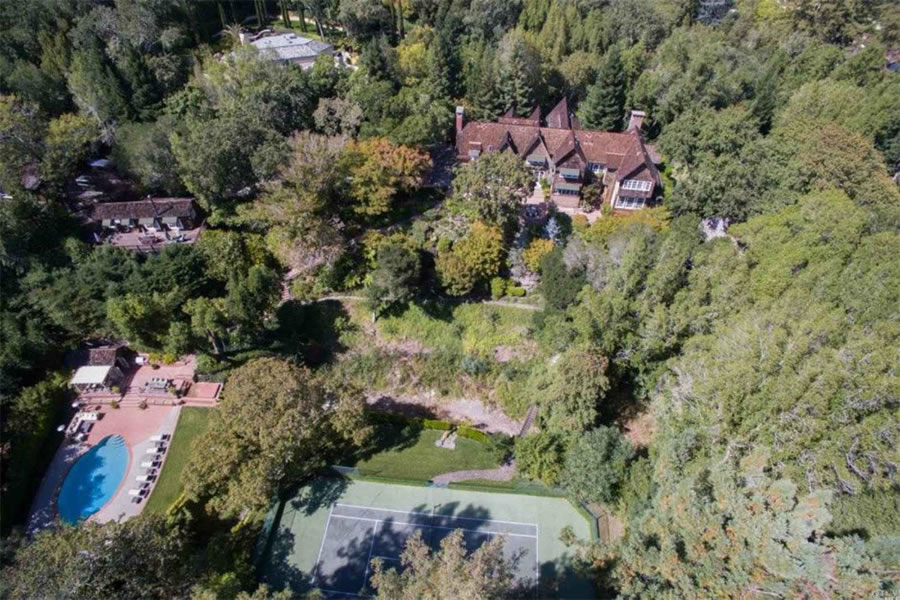 Finest Residence in Ross Finally Sells for $10M with Less Land