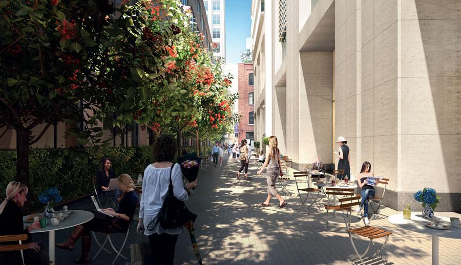 Ecker Street Rendering