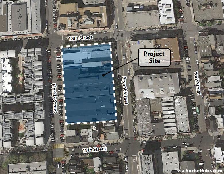 2000-2070 Bryant Street Site