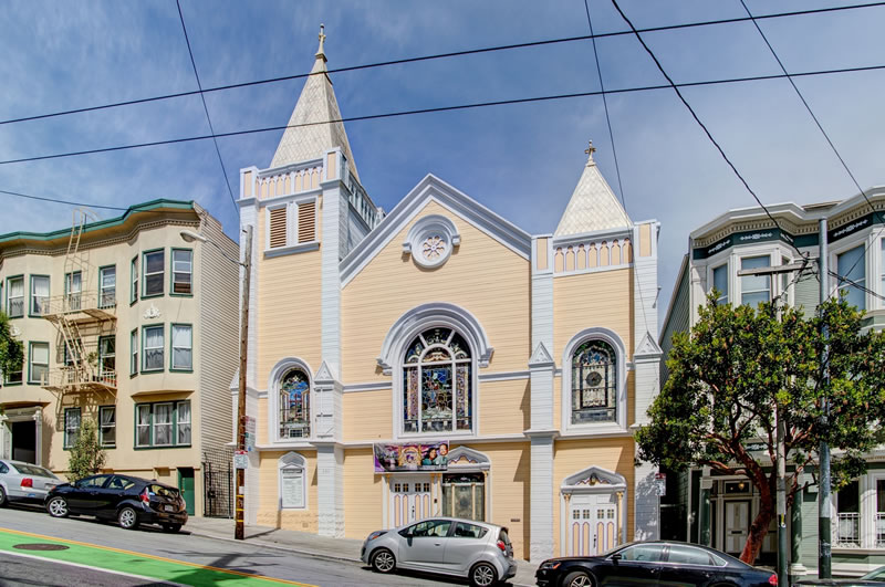 OMG!  Another Church on the Market for $3.2M