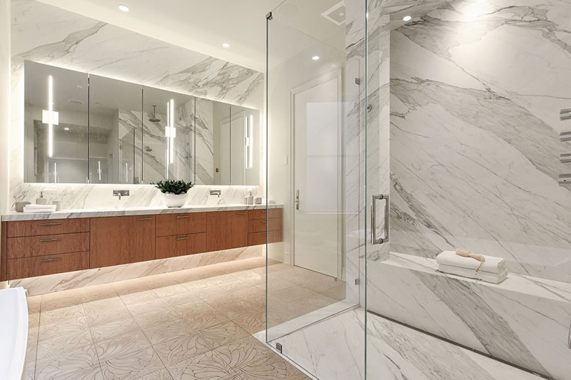 2476 Broadway 2016 - Master Shower