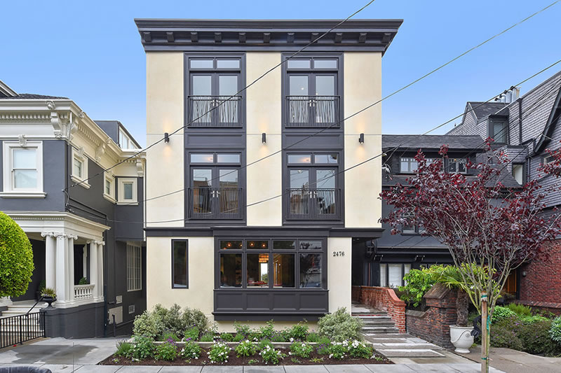 Pac Heights Compound Fetches $18.1 Million