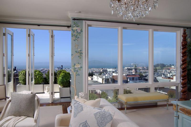 2480 Broadway Bedroom View