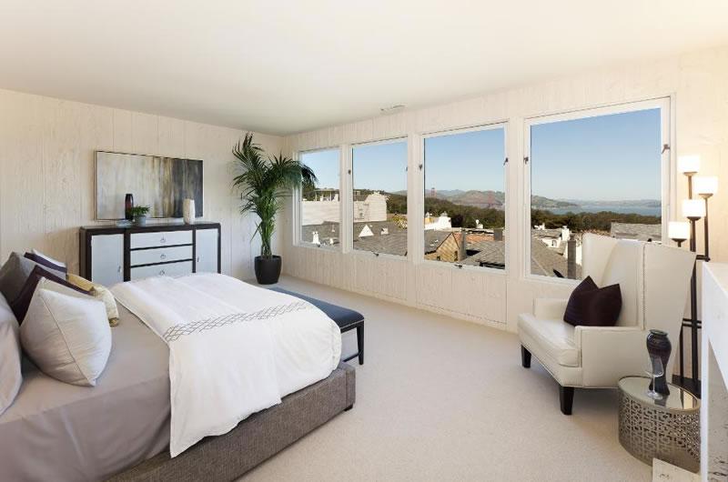 3610 Washington Street - Bedroom